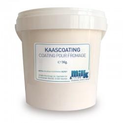 Kaascoating transparant
